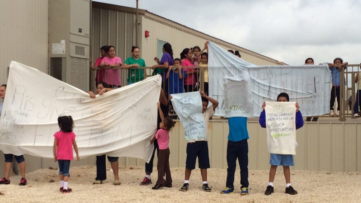 South Texas Immigrant Detention Center